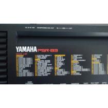 Teclado Musical Yamaha Psr83