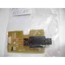 Jack / Plug Femea Teclado Yamaha Psr-3000/2100/1100/1000 Etc