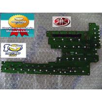 Placa Botões Lado Esquerdo Teclado Yamaha Psr1100 Psr1000