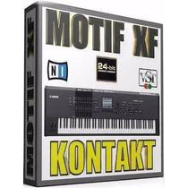 Yamaha Motif Xf - Samples