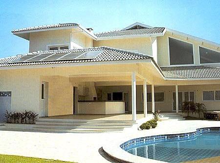 Tegovale telhas de concreto