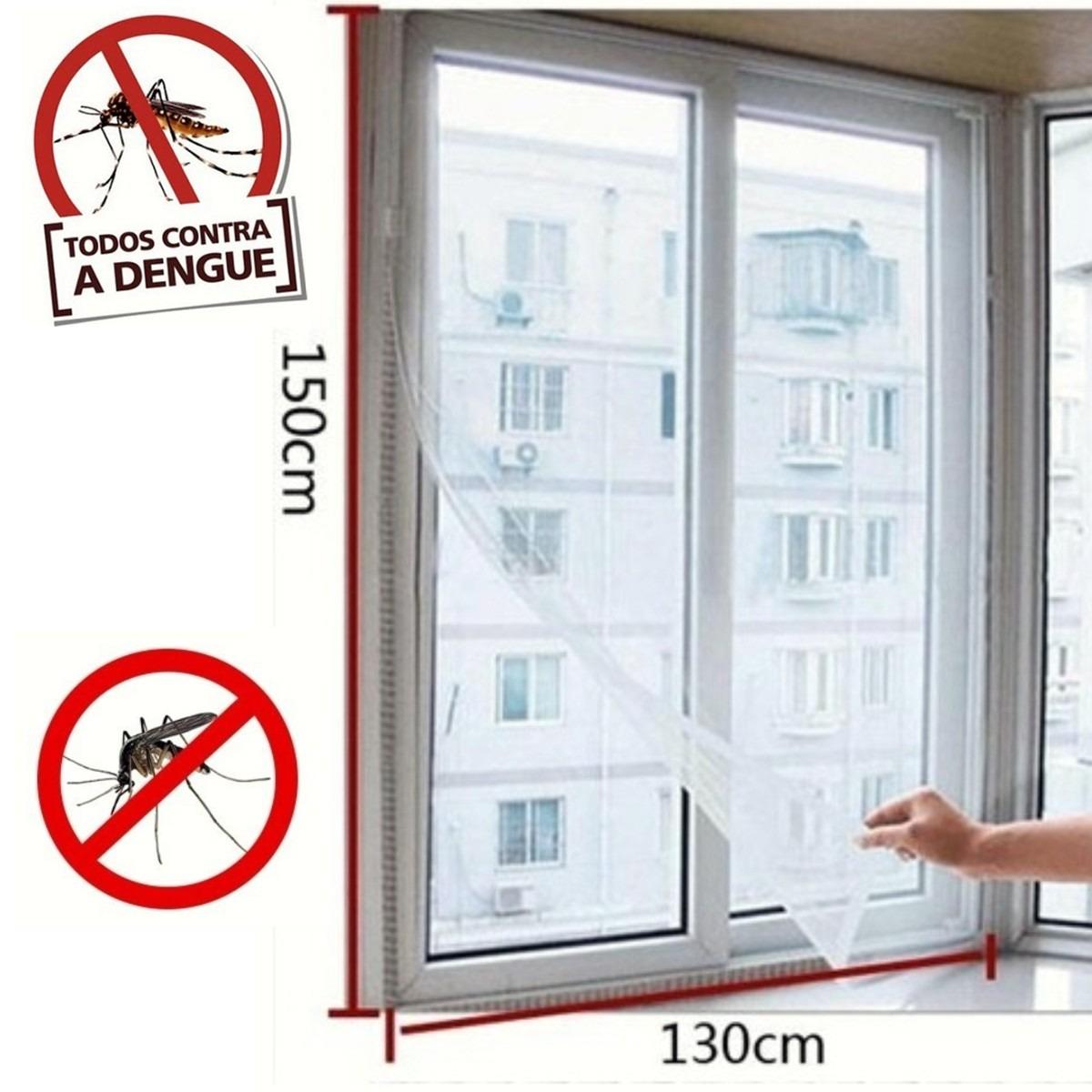 Tela De Janela Protetora Contra Insetos E Mosquito Da Dengue R$ 26  #BD0E0E 1200 1200