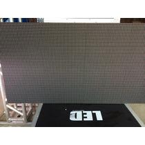Painel De Led P10 Outdoor 3.84x1.92 Mídia Fixa Ledpro I-magi
