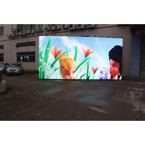 Painel De Led P12 Outdoor I-magic Para Mídia Fixa - Ledpro