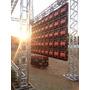 Painel De Led P10 Smd Outdoor Placa 64x64cm 16kg - Promoção!