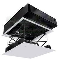 Suporte Projetor Lift Elevador 50 X 50. Fabric Tela Projeção