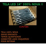Tela Display Notebook 14 Led Hb140wx1-100 Lg Acer Positivo