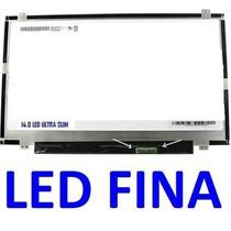 Tela 14.0 Led Slim Lp140wh2 Tl E2 Cce Acer Positivo Hp Lg St