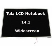 Tela Lcd 14.1 Wide Wxga Lg Lp141wx3 Lp141wx1 B141ew04