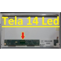 Tela Led 14 Hp Cq42 G42 Lg C400 Lp140wh4 B140xw01 Ht140wxb