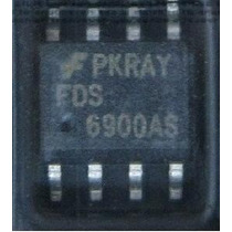 Ci Smd Mosfet Fds6900as - Fds 6900as - Novo