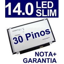 Tela 14.0 Led Slin Positivo Unique N3955 M140nwr1 B140xtn02