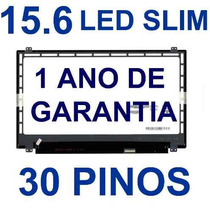 Tela 15.6 Led Slim 30 Pinos N156bge-e41 B156xtn03.1 B156xw04