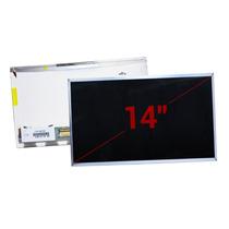 Tela Led 14.0 Samsung Ltn140at02 Dell Cce B140xw01 V.8 Nova