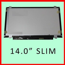 Tela 14.0 Led Slim P/ Notebooks Cce Acer Positivo Hp Lg -aj5