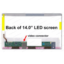Tela 14.0 Led Widescreen Notebooks Cce Acer Positivo Hp Lg