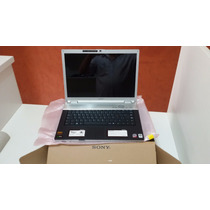 Notebook Sony Vaio Vgn-fz350ae 15 , Sem Uso. Na Embalagem