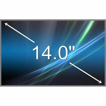 Tela 14.0 Led Positivo Acer Hp Emachine Cce Sim+ Sti Lenovo