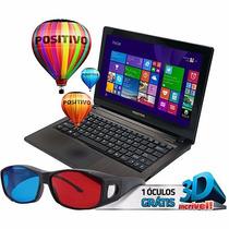 Notebook Positivo Premium Touch S2300, 2gb Ram, 320gb Hd.