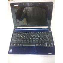 Netbook Acer Aspire One Zg5 Com Defeito.