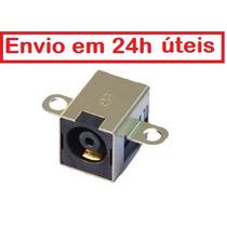 Conector Dc Lg R410 R480 R510 R590 A410 A510 C400 S425 Jk25