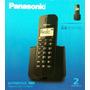 Panasonic Telefone Sem Fio C/ Ramal, Bina, Agenda, Relógio..