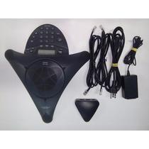 Aparelho Audioconferência Ip Cisco Cp-7936,semi Novo,c/fonte