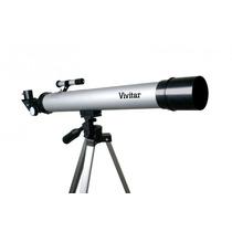 Telescópio De Retração Vivitar Vivtel50600 Zoom 60x/120x Top