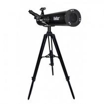 Telescópio Refletor Com Lente 76 Mm Amplia 525x Vivtel76700