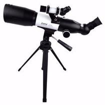 Telescopio E Luneta Astronomico Profissional 350x Jiehea