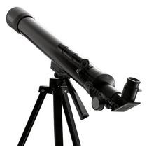 Telescópio Vivitar Tripé Tel-150x Tripé Luneta Ocular 1.25