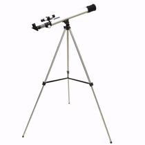 Telescópio Luneta Terrestre Astronômico Refrator 600mm 100x