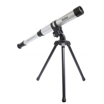 Luneta Telescópio Vivitar Terrestre E Astronômico+ Tripé+ Nf