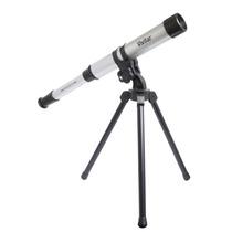 Telescópio Luneta Vivitar Portátil Com Tripé E Objetiva 30mm