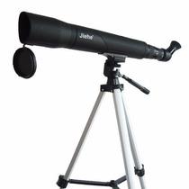 Telescópio Luneta Profissional Prisma Ampliação De 25 A 75x