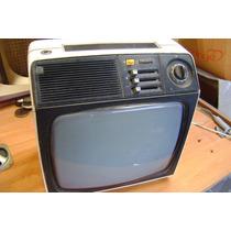 Televisão Antiga Philips Anos 80
