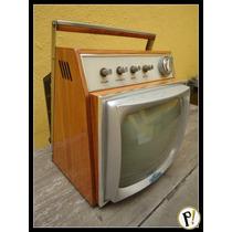 Antigo Televisor 1967 Colorado Rq Completo Excelente Estado.