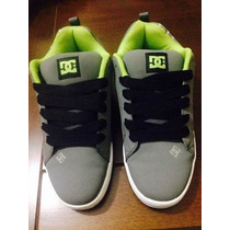 Tênis Dc Shoes Original Oldschool Novo Importado Usa