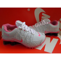 Tênis Nike Shox Infantil Imperdivel Promoção Compre Já O Seu