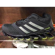 Tênis Adidas Springblade Infantil Na Caixa + Frete Grátis