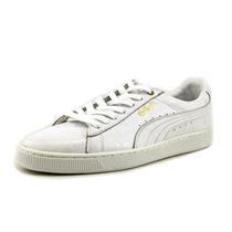 Puma Basket Clássico Xs Sapatilhas Sapatos De Couro