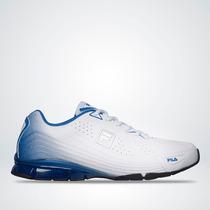 Tênis Masculino Fila Linea 2.0 Branco/azul Snob Calçados