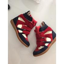 Tênis Sneakers Isabel Marant Tamanho 38 Novo