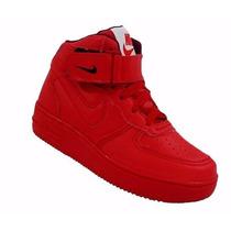 Promoção !!! Tênis Infantil Botinha Nike Air Force Unissex