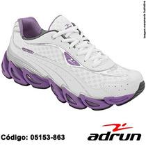 Tênis Caminhada Corrida Fitness Adolescente - Frete Grátis
