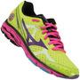 Tenis Mizuno Wave Prorunner 17 (w) Feminino Corrida X10