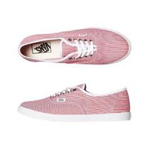 Vans Authentic Unisex Lo Pro Skate Canvas Sneakers