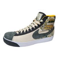 Nike Blazer High Canvas Frete Grátis Master5001