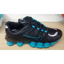Nike Shox Tlx 12 Molas Imperdivel