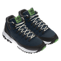 Tênis Adidas Torsion Trail Mid - Azul Petróleo Tamanho 40